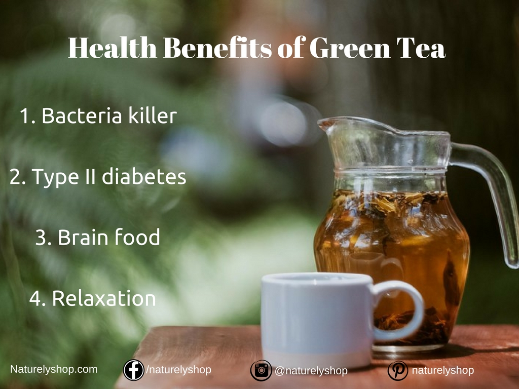 Green Tea Benefits for Health and Beauty You Should Know