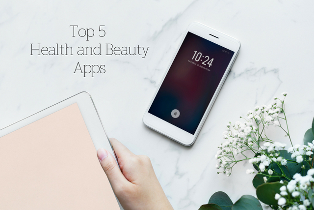 Top 5 Health and Beauty Apps