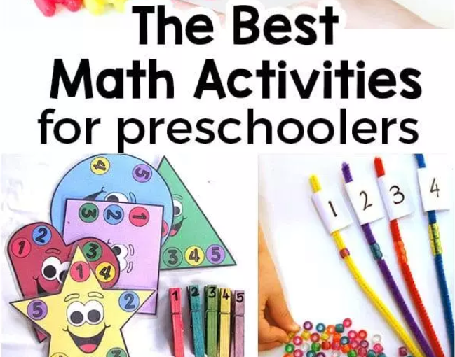 How To Teach Kids Basic Maths Skills From Day To Day Activities